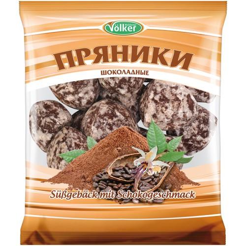 Пряники шоколадные/Čokoladni medenjaki. Volker.