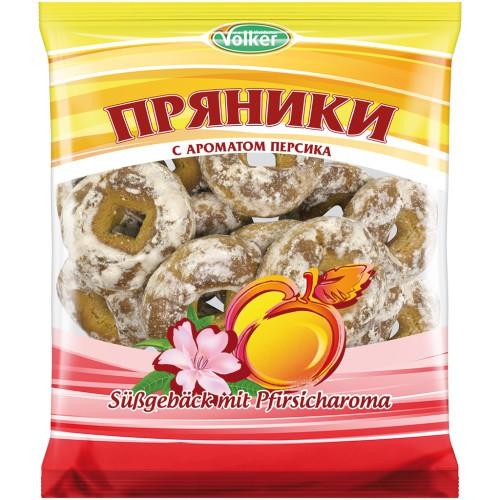 Пряники с ароматом персика/Medenjaki z okusom breskve. Volker.