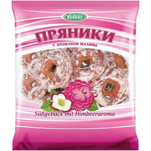 Пряники с ароматом малины/Medenjaki z okusom maline. Volker