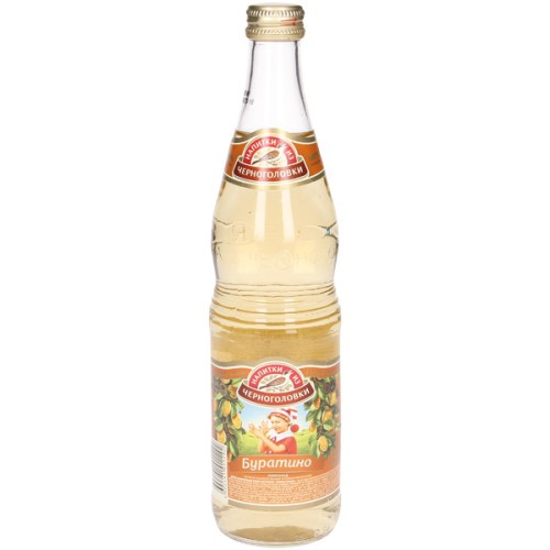 Лимонад Буратино/ Limonada Buratino 0,5l. Черноголовка.
