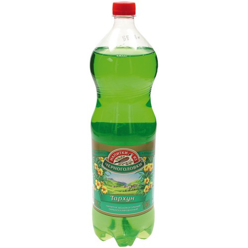 Лимонад Тархун / Limonada Tarhun 1,5l. Черноголовка.