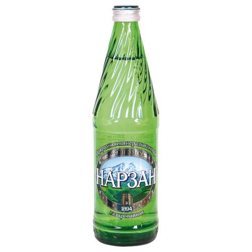 Вода Нарзан серебряный /Srebrna voda Narzan 0,5l.