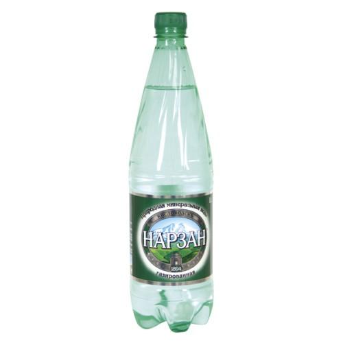 Вода Нарзан серебряный/Srebrna voda Narzan 1l.