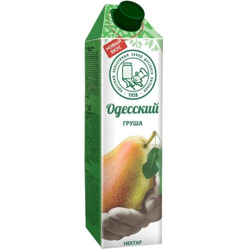 Нектар груша / Hruškin nektar 1L. Одесский.