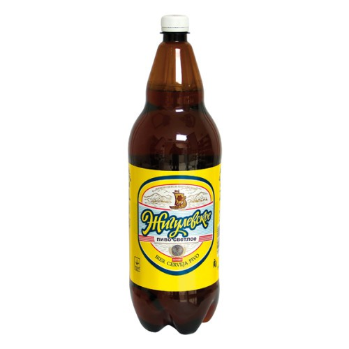 Пиво Жигулевское/ Pivo Žigulevskoje 4,5 %; 2L.