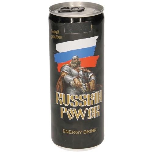 Напиток Русская сила.