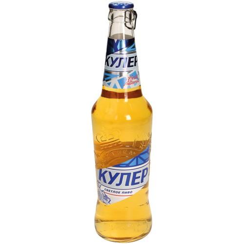 Пиво Кулер/ Pivo Kuler 4,7%