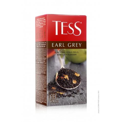 Чай Earl Grey/Čaj Earl Grey 25 vr. Tess