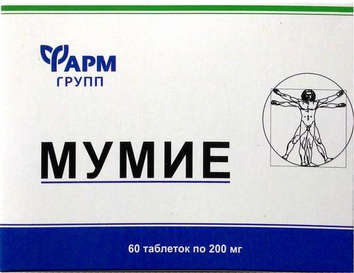 Мумие / Mumije 60tabl.*200mg.