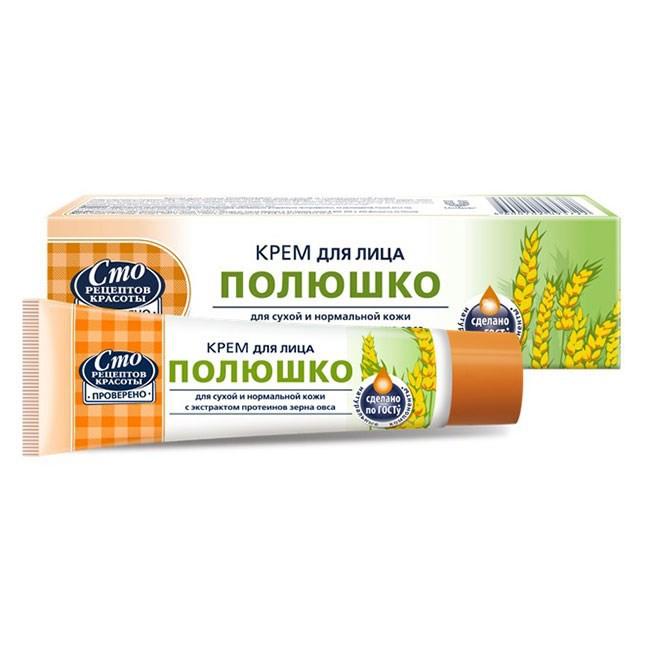 Крем для лица Полюшко/ Krema za obraz Polyushko 45 ml.