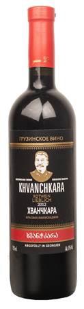 "MIMINO ВИНО СТАЛИН «KHVANCHKARA»/VINO MIMINO, STALIN ""KHVANCHKARA"" 11,5% 0,75L"