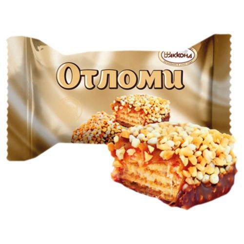 Конфеты Отломи/ Bonboni Otlomi . Акконд.