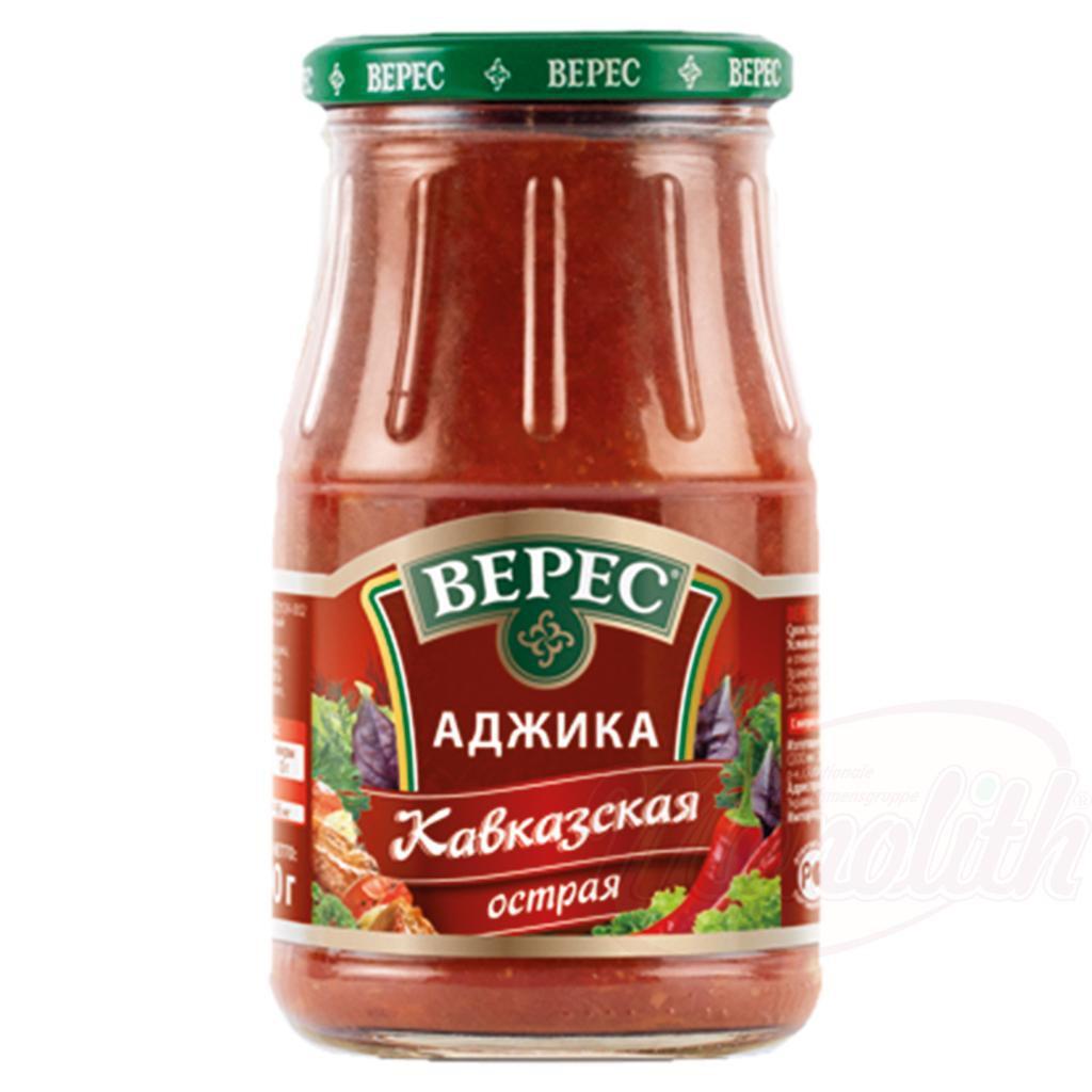 Аджика Кавказская острая/Adjika kavkaški začinjen