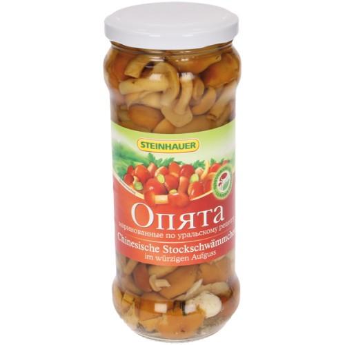 Опята по уральскому рецепту/Štorovke po uraljski 530 gr.