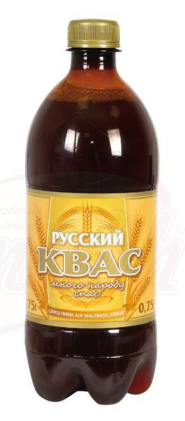 Русский квас/Ruski kvas 0,75l.