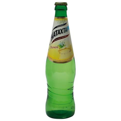 """Лимонный лимонад «Натахтари»/Limon limonada """"Natakhtari"""" 500ml."""