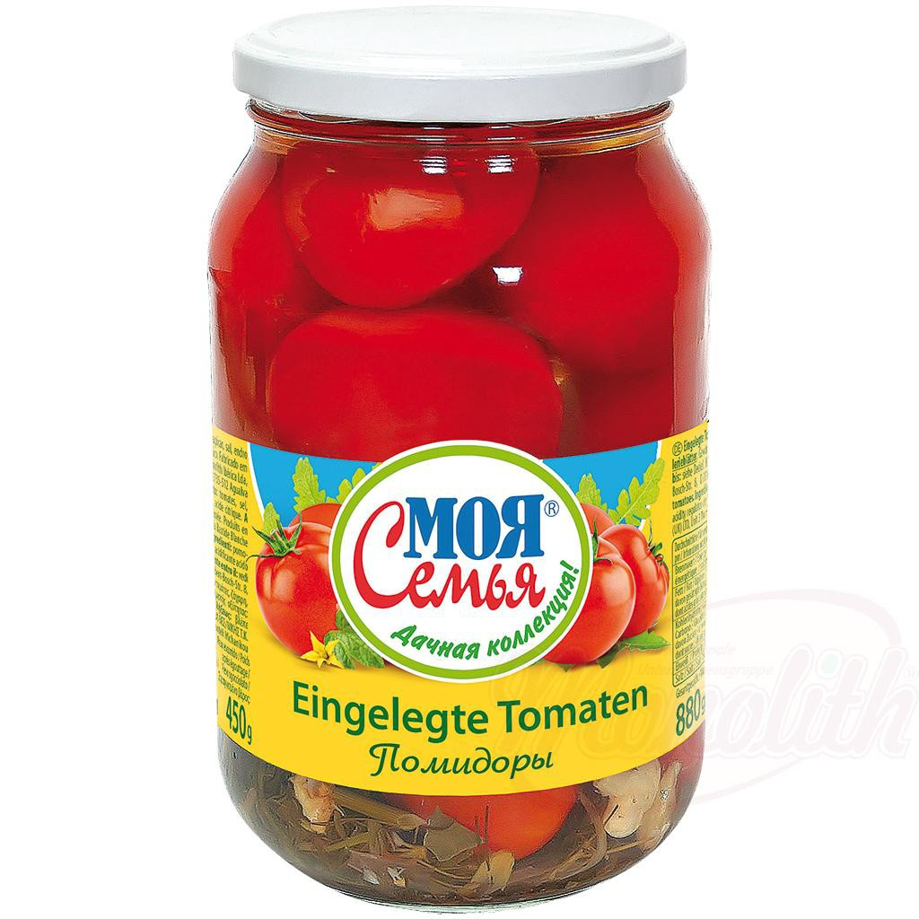 Маринованные помидоры/Vloženi paradižniki