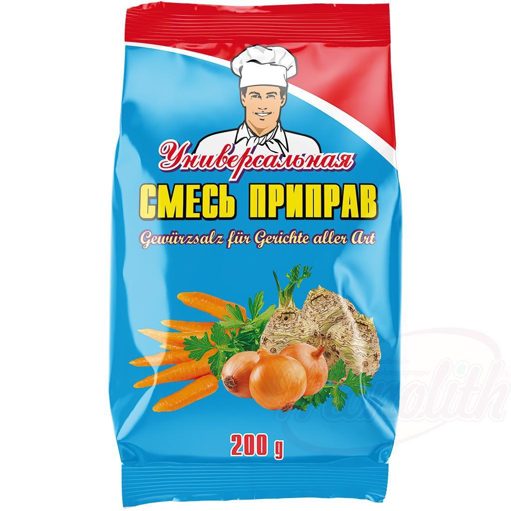 Универсальная смесь приправ/Vsestranski mešanica začimb