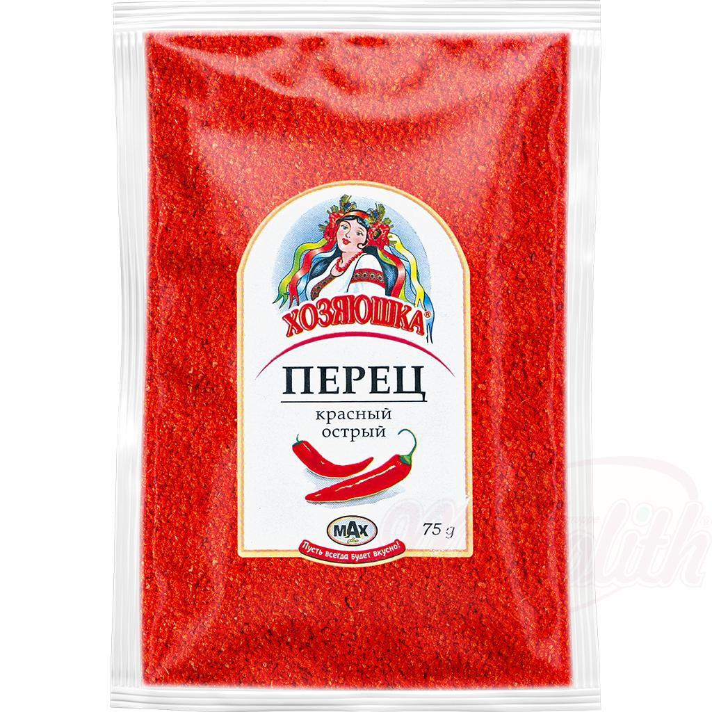 Перец красный острый/Pekoča rdeča paprika