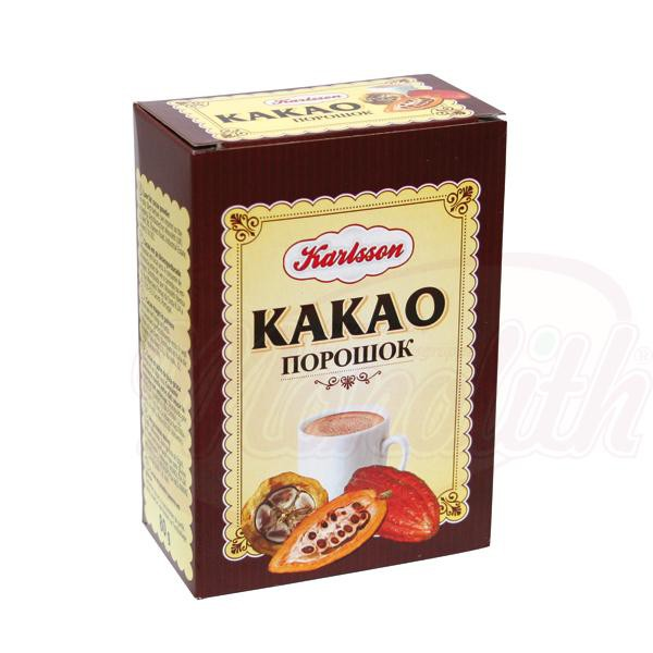Какао порошок обезжиренный/Nemasten kakav v prahu