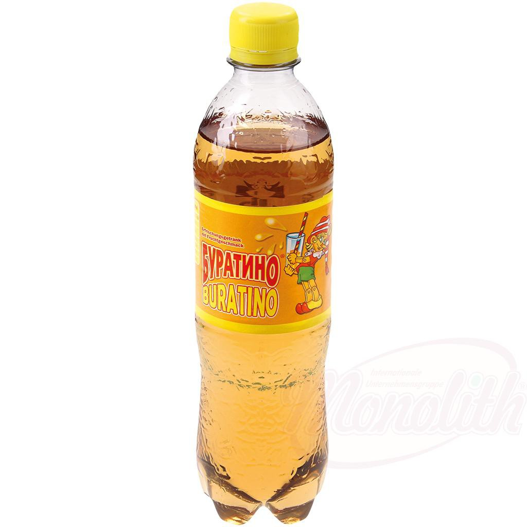 "Лимонад ""Буратино""/Limonada ""Buratino"""