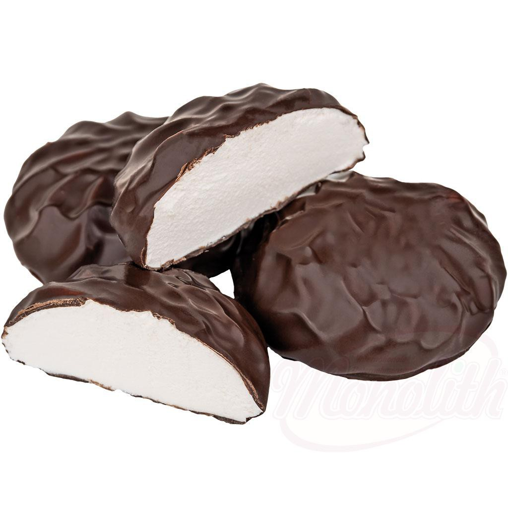 Зефир в шоколаде со вкусом ванили/Zefir z okusom vanilije v čokoladi