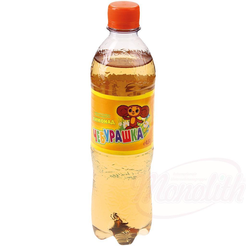 "Лимонад ""Чебурашка""/Limonada Čeburaška 0,5l"