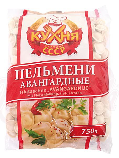 Pelmeni Avangardnije /Пельмени Авангардные 750g