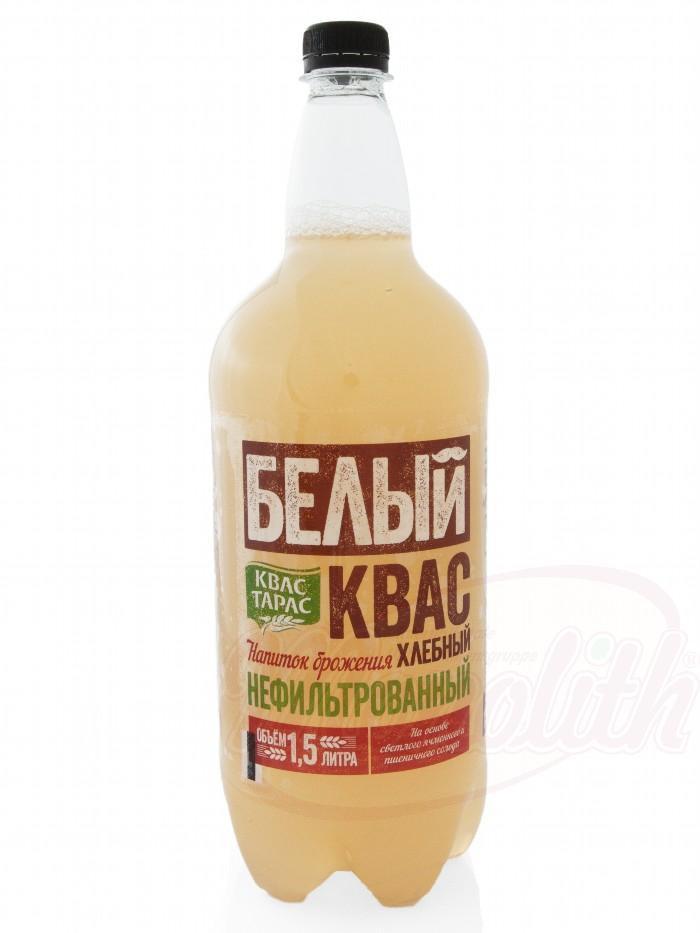 """Kvass """"Taras BELA""""/Квас """"Tарас БЕЛЫЙ"""""""