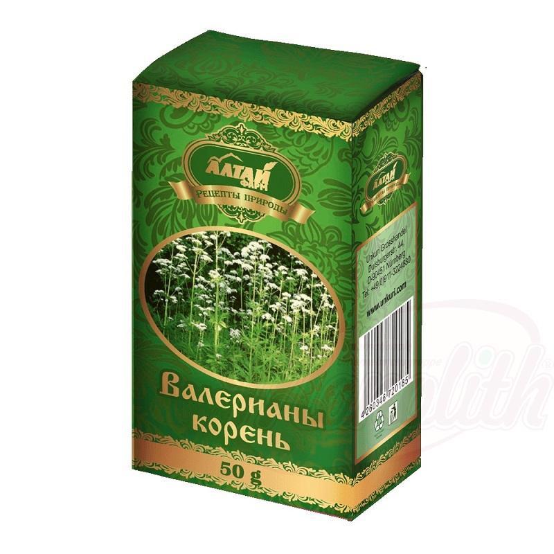 Špajka, Baldrijan suha/Валериана Altaj 50g