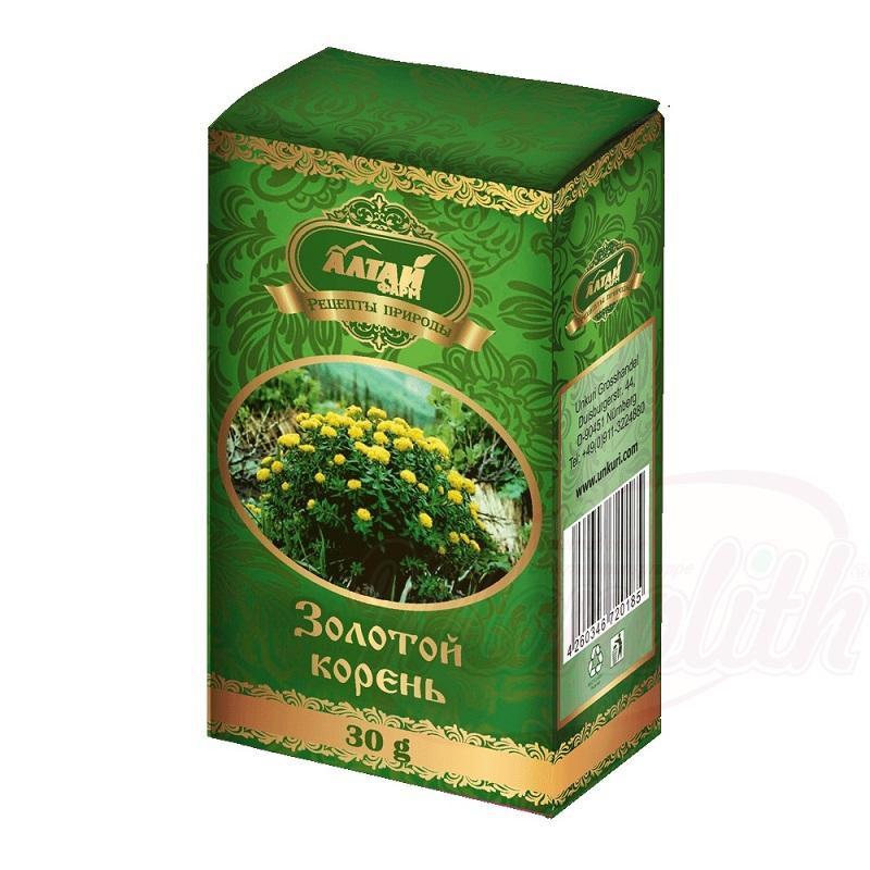 Rožni koren/Золотой корень Altaj 30g