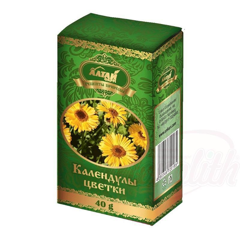 Cvetovi ognjiča/Календулы цветки