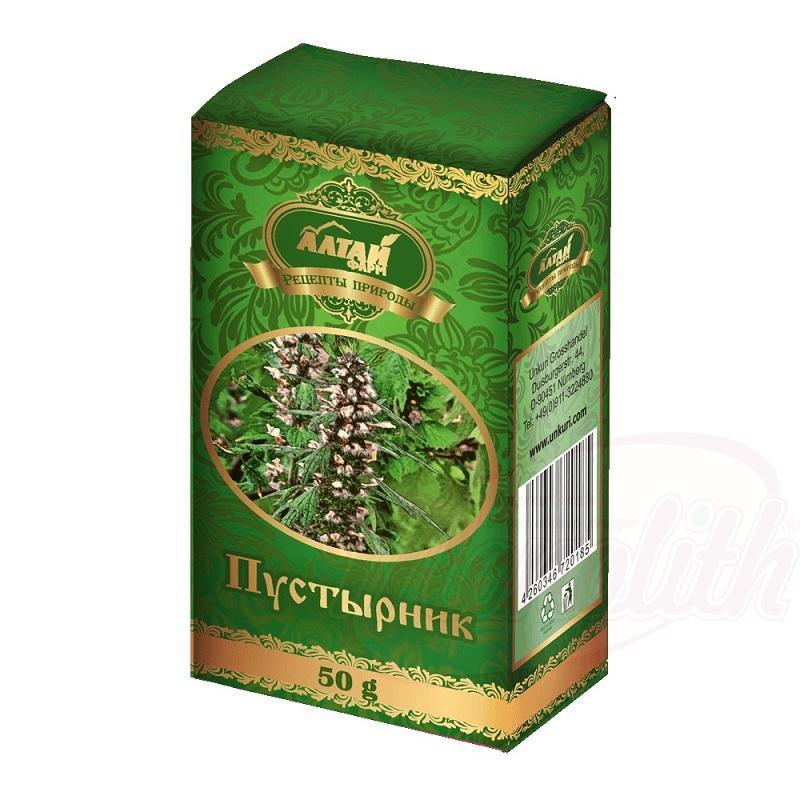 Трава пустырника/ trava maternice, Leonúrus Altaj 50 g.