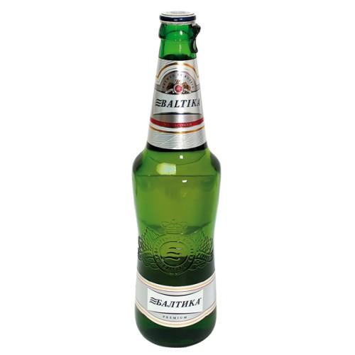 Пиво Балтика №0/ Pivo Baltika №0; al. 0,5%; 500ml.