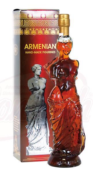 "Armenski konjak ""Afrodita""/Армянский коньяк ""Афродита"""