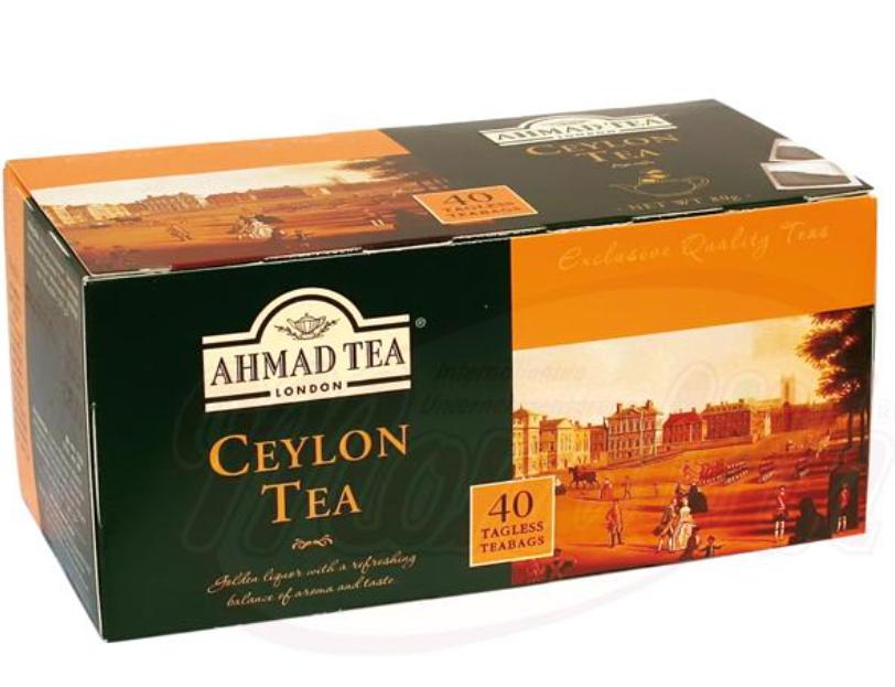 """Čaj """"Cejlonski čaj""""/Чай """"Ceylon Tea"""""""