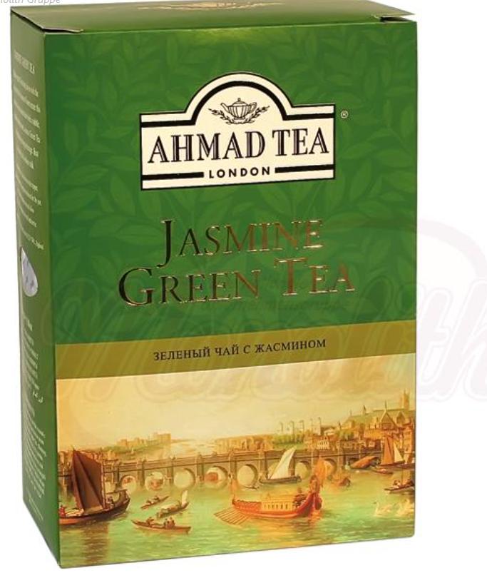 "Zeleni čaj z okusom jasmina/Чай ""Jasmine"""