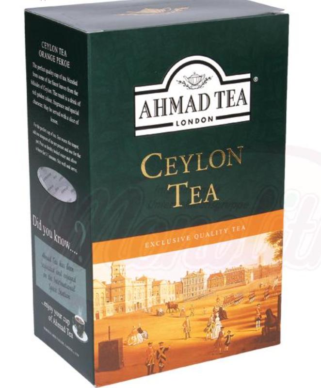 Cejlonski čaj/Чай цейлонский