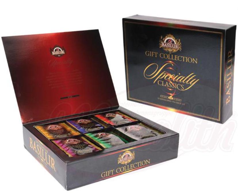 """Izbor 6 sort čaja """"Specialty Classics""""/Асортимент чая 6 сортов """"Specialty Classics"""""""