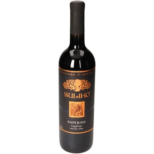Вино Саперави/ Vino Saperavi. Suliko