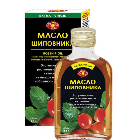 Масло шиповника/ Šipkovo olje 100ml.