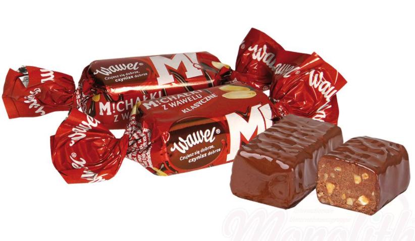 Čokoladni binbini Klasični Michałki/Классические Михалки