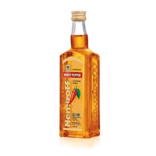 Водка Немирофф с медом и перцем/ Vodka Nemiroff z medom in poprom al. 40%