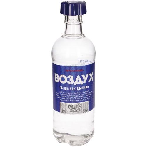 Водка Воздух / Vodka Vozduh al. 40 %