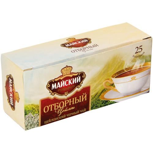 Чай Майский отборный /Majski čaj 25v .