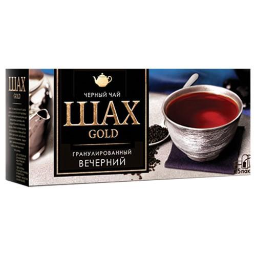 Чай Шах золотой,гранулированный/Indijski čaj Šah gold,granuliran 25 v.