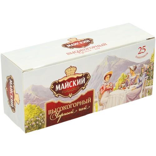 Чай Майский высокогорный /Majski čaj alpski 25v.