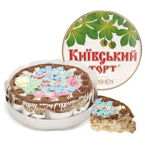 Киевский торт/Kijevska torta 450g. Roshen.