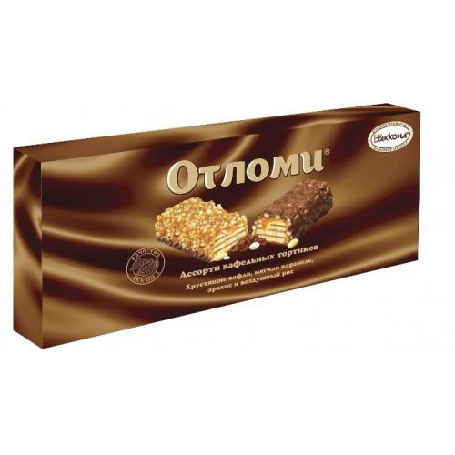 Вафельный торт Отломи/Vafeljna torta Otlomi