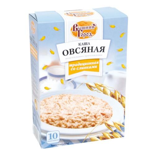 Каша Овсяная ,традиционная/Ovsena kaša, tradicionalna. Вышний город.